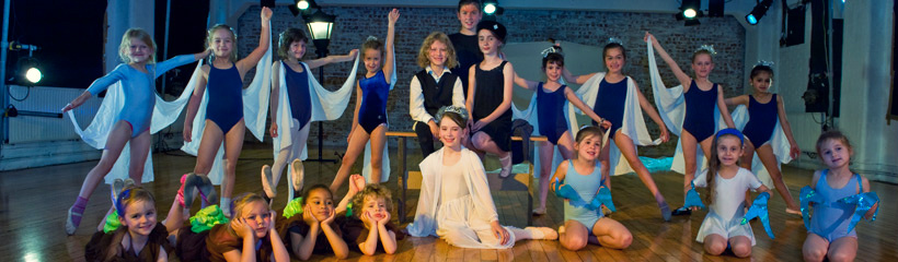 Cecchetti Ballet Classes in East London