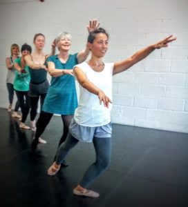 adults Learn london ballet